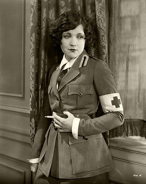 Marie Prevost in 1925 (Bizarre Los Angeles)