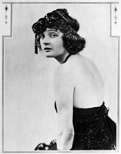 Corinne Griffith in 1919. (Bizarre Los Angeles)
