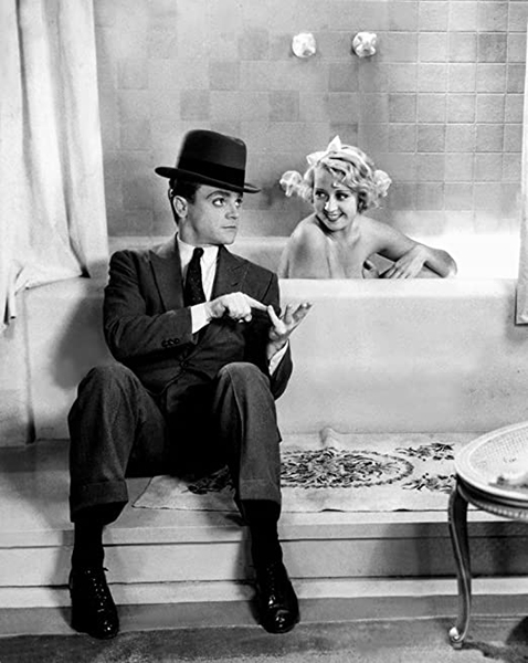 """""""Dear Jimmy! He used to call me the world's most naive sophisticate."""" -- Joan Blondell (Bizarre Los Angeles)"""