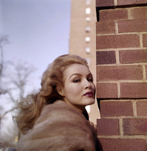 """Beauty has a lot of connotations to it, and loving yourself is a very good place to start."" -- Julie Newmar (Bizarre Los Angeles)"