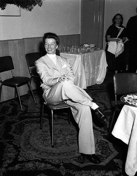 Katharine Hepburn's Brownies Recipe (Bizarre Los Angeles)