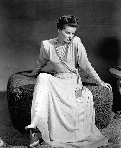 """I don't care that the mimics imitate me. I just consider they're talking about another person; that's not myself."" -- Katharine Hepburn (Bizarre Los Angeles)"