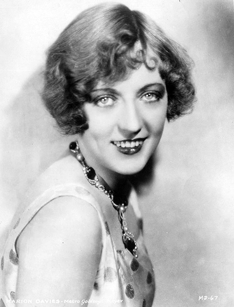 """Hollywood is a place where one hundred people have convinced the world that they are more important than the other many millions who live on the old globe."" -- Marion Davies (Bizarre Los Angeles)"