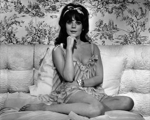 Natalie Wood in 1966 (Bizarre Los Angeles)
