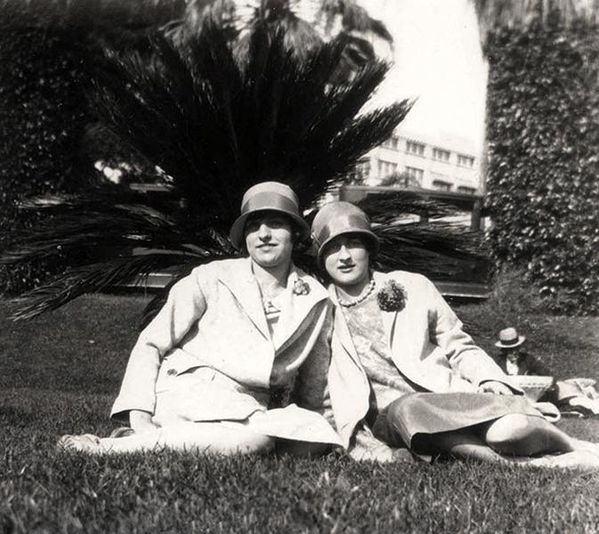 1927 Flappers WestLake Park Los Angeles