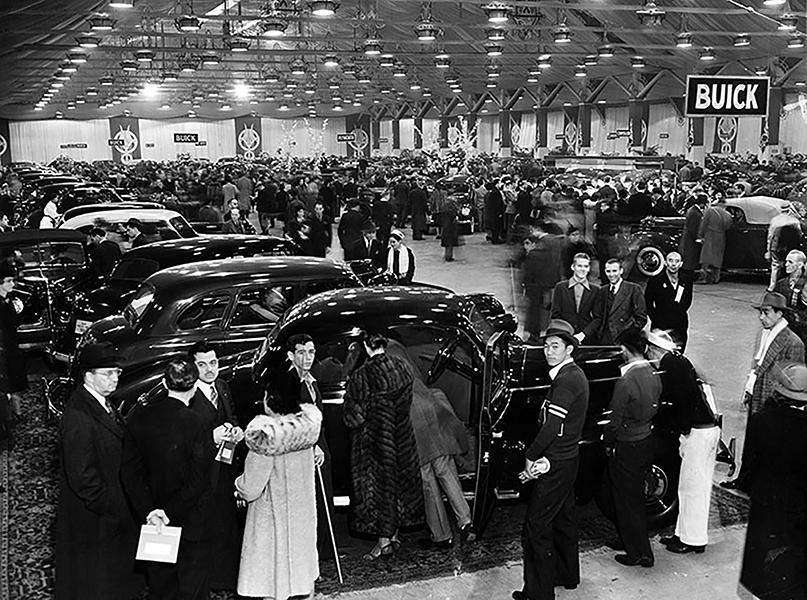 Auto Show 1938