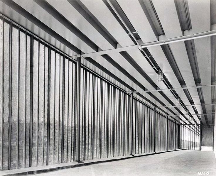 1955 Los Angeles Police Facilities Building