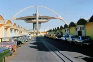 1964 LAX Theme Building
