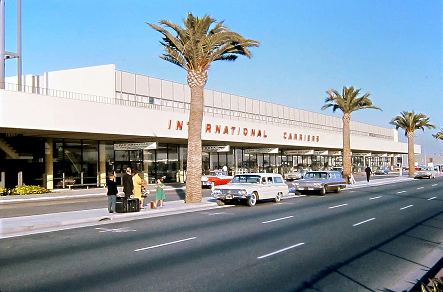 1964 los angeles airport lax
