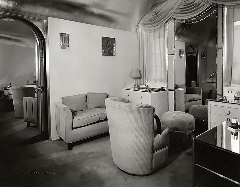 Marion Davies Dressing Room