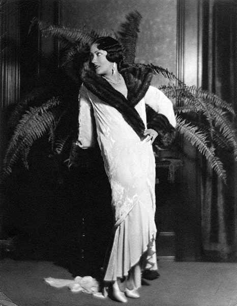 """For the time being, at least, I feel I should remain true to pictures. I would not want to attempt public appearances without preparing myself which reuires considerable time. Pictures, unfortunately leave little time for anythings else."" -- Gloria Swanson (Bizarre Los Angeles)"