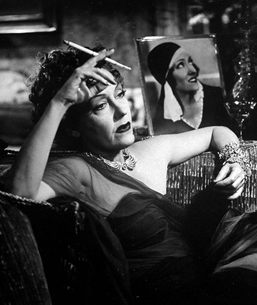 """I think Hollywood deals too much with the problems of paraplegics, blind people and so forth. I don't mean that such pictures shouldn't be made; a few of them are helpful to promote understanding of those problems. But the accent has been too much on such messages and too little on entertainment."" -- Gloria Swanson (Bizarre Los Angeles)"