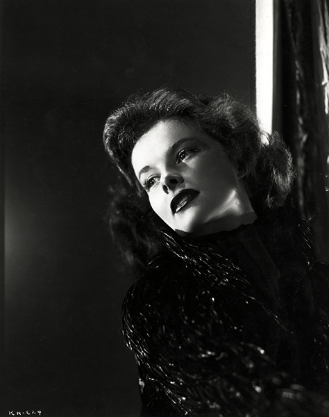 """I've done things for the honest reason that I like them. You can't do things just to be successful. You have to do things that affect you."" -- Katharine Hepburn (Bizarre Los Angeles)"