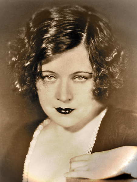 """""""Being in love seems to confuse you about what love is; it leaves you wondering whether, indeed, you've ever known it -- or would know it if you came upon it."""" -- Marie Prevost in 1929. (Bizarre Los Angeles)"""