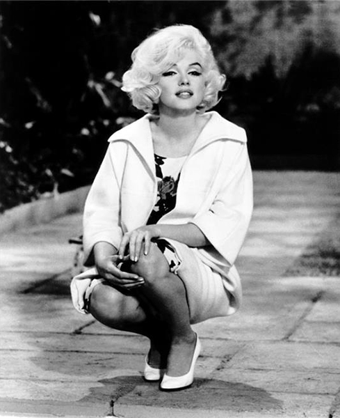 """I was proud to be part of this industy when Marilyn was fired [for Something's Got to Give]. I don't think she has a friend in this industry. And many people have tried to befriend her….I think Miss Monroe deserved what she got."" — Joan Crawford (Bizarre Los Angeles)"