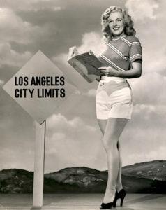 Marilyn Monroe Los Angeles