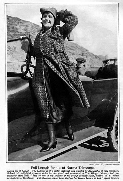 Norma Talmadge 1916