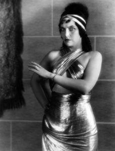 """""""She [Pola Negri] was very jealous. Everybody was terribly jealous. Of each other. Of me. Because I didn't know anything. I came from Russia and I spoke not English and it was terrible. Why am I here? Why am I there? I am only an extra, I am nothing. But they are very jealous of me, I don't know why. All those stars. Psheuww."""" -- Olga Baclanova (Bizarre Los Angeles)"""