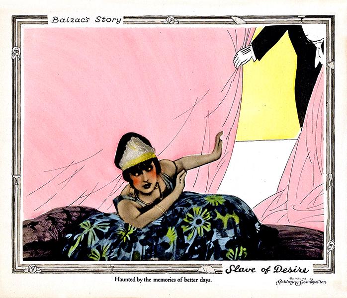 Slave of Desire Carmel Myers 1923