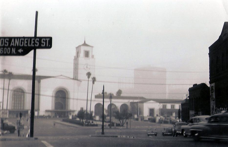 Union Station 1940s