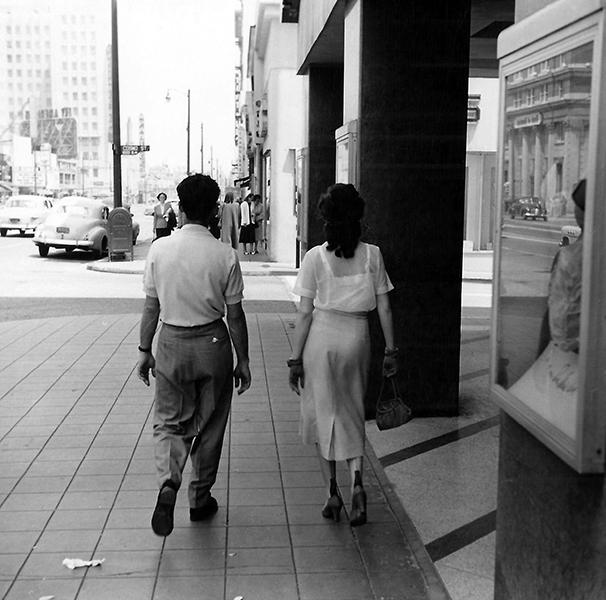 Hollywood Boulevard 1952