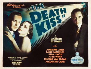 The Death Kiss 1929