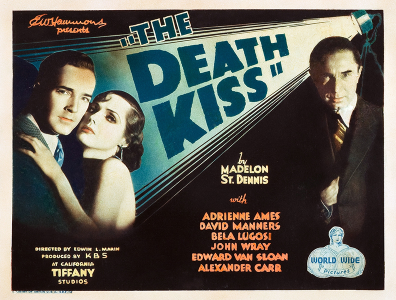 The Death Kiss 1929
