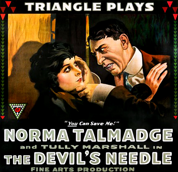 The Devil's Needle 1916