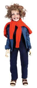 Katharine Hepburn Doll