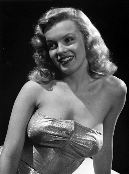 Marilyn Monroe (Bizarre Los Angeles)