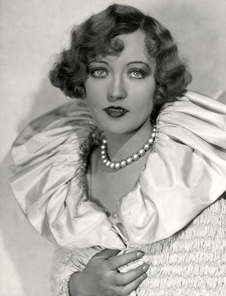 """""""People with nerves should never go into the movies, and people without nerve can't."""" –Marion Davies (Bizarre Los Angeles)"""