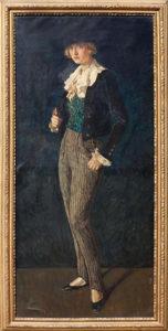 Marion Davies painting