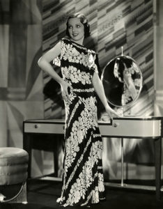 Adrienne Ames art deco