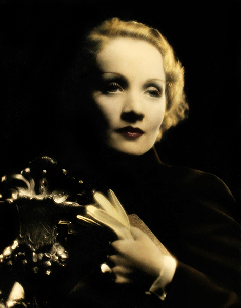 """Hollywood is very pretty, but people grow old here - not outside, but inside."" -- Marlene Dietrich (Bizarre Los Angeles)"