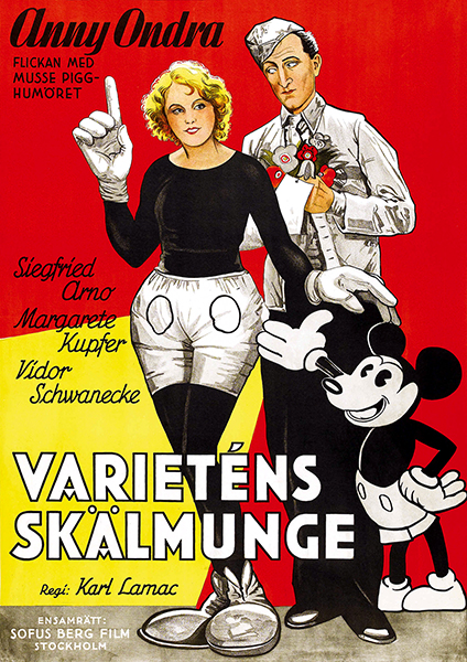Movie Posters Fair People (1930)