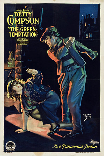 The Green Temptation Betty Compson 1922