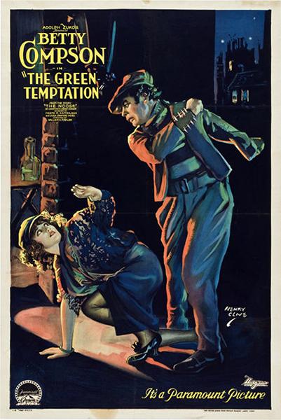The Green Temptation Betty Compson 1922