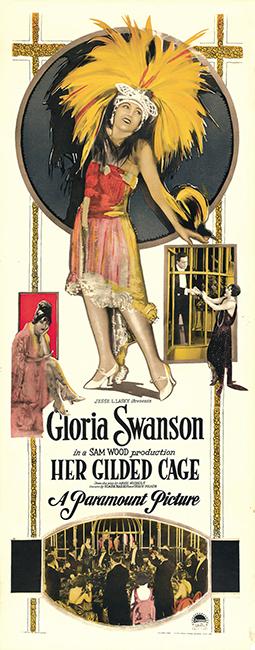Gloria Swanson Her Gilded Cage