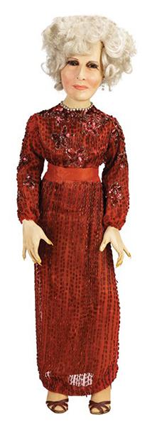 Barbara Stanwyck doll