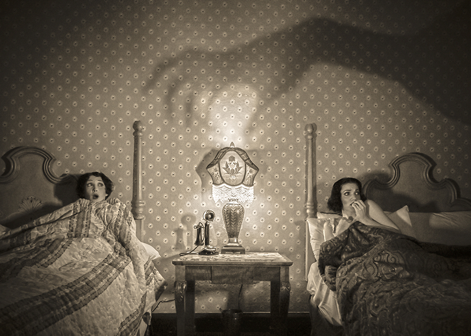Craig Owens Haunted by History Glen Tavern Inn Ghost Paranormal
