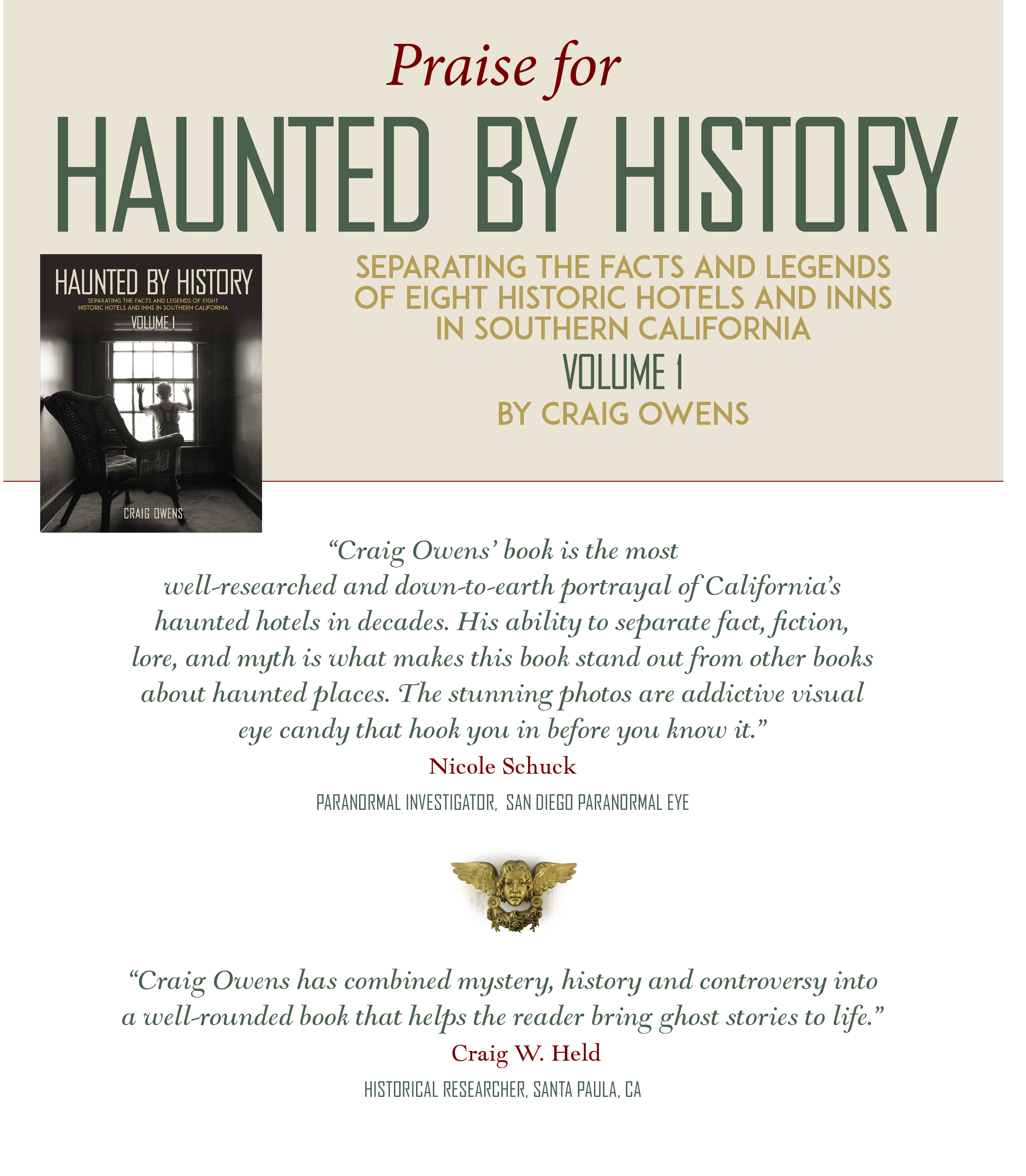 Haunted History Craig Owens