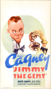 Jimmy the Gent 1934 poster