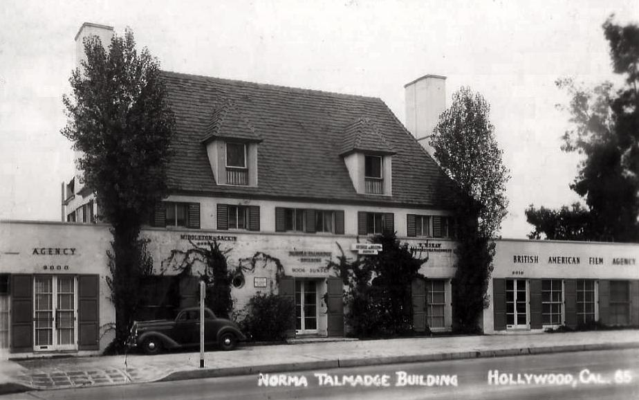 Norma Talmadge Building