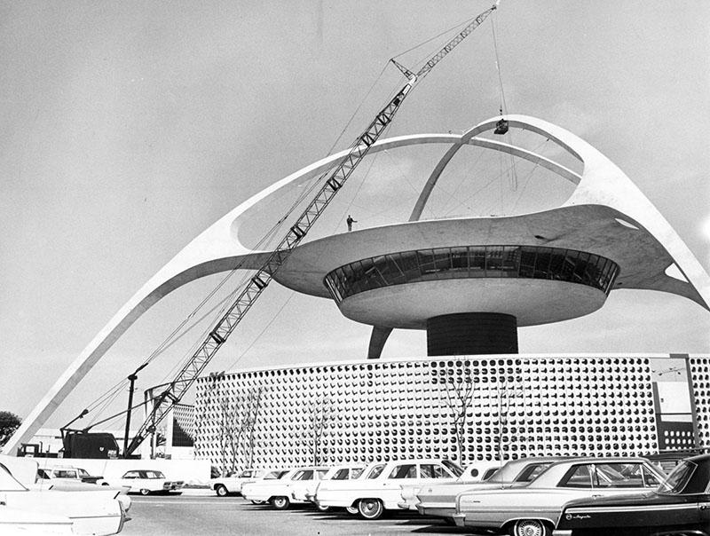LAX Theme Building 1965