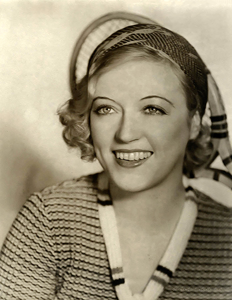 """""""There are too many tears in real life. I would rather supply some laughs. I enjoy living and like to do what I can to help make others enjoy themselves."""" -- Marion Davies in 1931. (Bizarre Los Angeles)"""