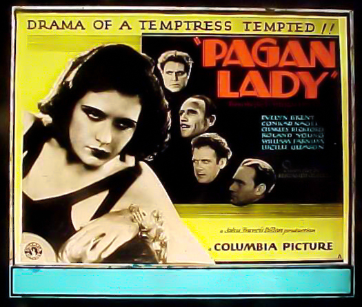 Pagan Lady 1931
