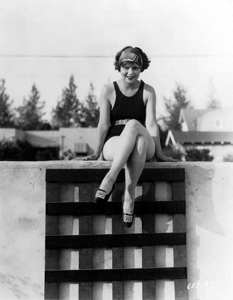 Clara Bow (Bizarre Los Angeles)