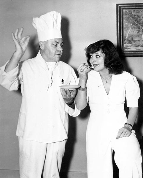 Clara Bow recipe (Bizarre Los Angeles)