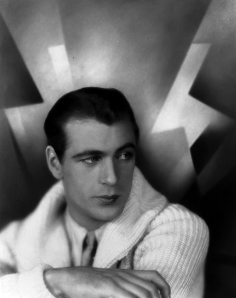"""No person ever rises to prominence solely on his or her extraordinary talent. Players are molded by forced other than themselves."" -- Gary Cooper (Bizarre Los Angeles)"