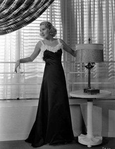 Jean Arthur in 1936. (Bizarre Los Angeles)